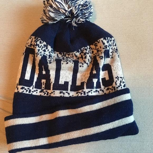 7153bf078b2 Accessories - Dallas Cowboys winter hat